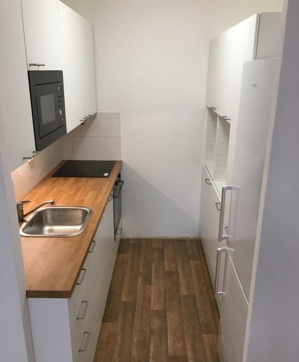 kuchyň rekonstrukce