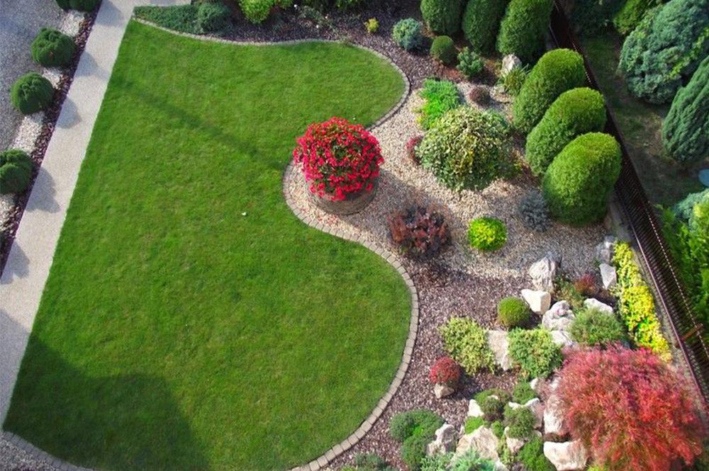údržba zahrady